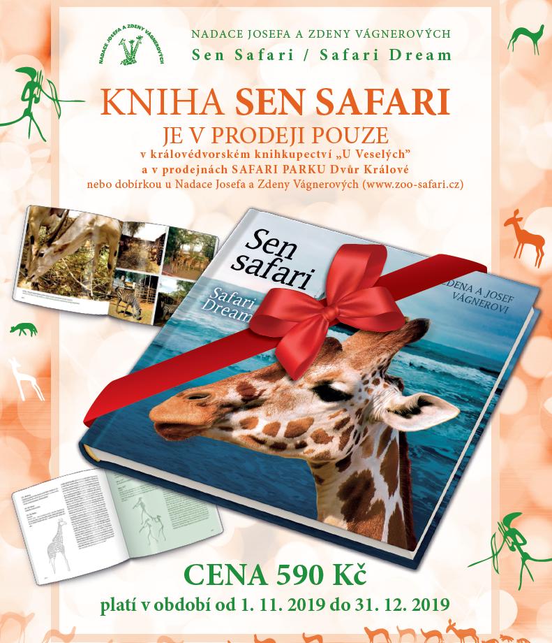 Kniha-Sen-Safari-Vanocni-akce